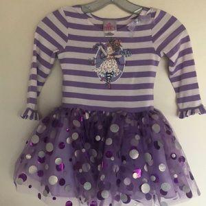 Fancy Nancy Party Dress. Size 5
